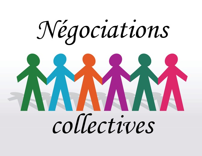 Négociations collectives