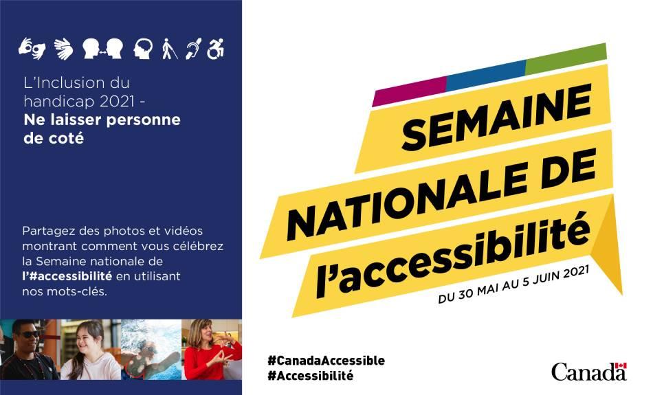 Semaine nationale de l'accessibilité